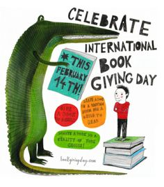 International Book Giving Day feb. 14 / picture books on love and friendship - This Picture Book Life