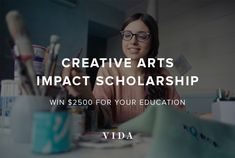 Enter to win a scholarship towards your education from Delux Designs (DE), LLC affiliate partner VIDA. Affiliate Partner, Creative Art, Education, Spotlight, Life, Onderwijs, Learning