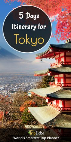 Explore best of Tokyo With Ready Itinerary by TripHobo