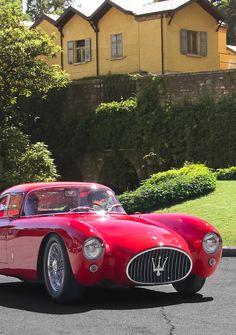 Maserati A6GCS Berlinetta Pinin Farina (1953)