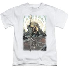 Aquaman: Brightest Day Aquaman Juvy T-Shirt