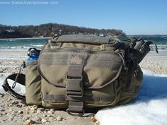 The Maxpedition Mongo Versipack is great for an EDC Bag! #Maxpedition #EDC