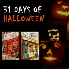 #31DaysofHalloween  http://www.kensingtonbooks.com/catalog.aspx/category/313229  #digital #cozymystery