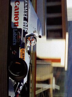 WILLIAMS FW13B  Mansell