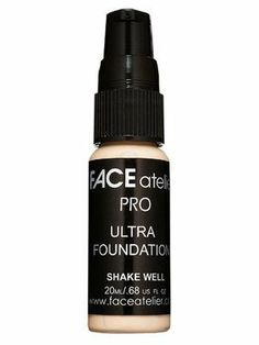 Face Atelier Ultra Foundation Pro in Ivory