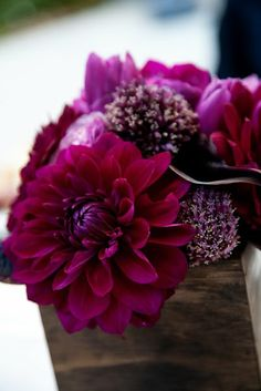 For my bouquet, plus the Cafe Aulait.  I would also like to use 1 Cafe Aulait for each bridesmaid bouquet