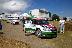 Goodwood Rally Stage