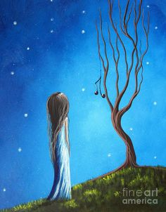 Romance Painting - He Still Loves Her By Shawna Erback by Shawna Erback
