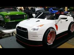 If you thought your little one had a cool kid's car, think again! Prepare to have your mind blown by these insane pimped out kids cars!