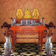 Bộ bàn thờ chung cư gồm những gì http://ift.tt/2rxsYwE  Bàn thờ chung cư gồm những gì  Việc thờ cúng trong các nhà chung cư khá khác biệt với việc bạn ở nhà riêng bên ngoài việc chuyển vào chung cư sẽ mang đến những tiên ích nhất định như đồng thời cúng có những phiền toái không tránh khỏi. Vậy bộ bàn thờ chung cư gồm những gì ? làm thế nào để bố trí bàn thờ chung cư cho phù hợp phong thủy củng như văn hóa tâm linh thờ cúng với diện tích eo hẹp ?        Công Ty Cổ Phần Gốm Sứ Sáng Tạo Việt…