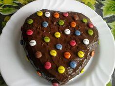Tarta de Chocolate con Lacasitos