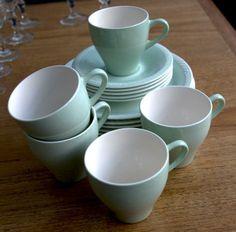Stavanger, Ragnar, Second Hand, Norway, 50th, Tableware, Design, Dinnerware, Dishes