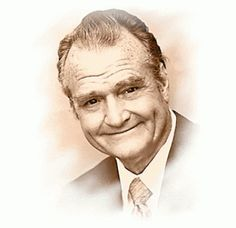 Red Skelton......ONE OF MY FAVORITE COMEDIANS
