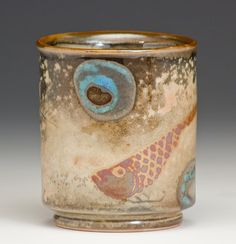 Bruce Gholson - Cup by Bulldog Pottery, via Flickr