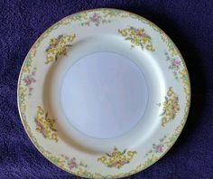Details about Noritake Gloria Dinner Plates & Wedgwood Windsor Black Bread u0026 Butter Plates #Wedgwood | In ...