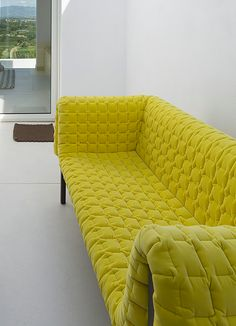 ruched Ruché sofa by Ligne Roset