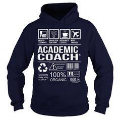 Awesome Tee For Academic Coach T Shirts, Hoodies Sweatshirts