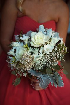 Rustic Wedding Bouquet (I think I actually like everything in this, just would want less flowers)