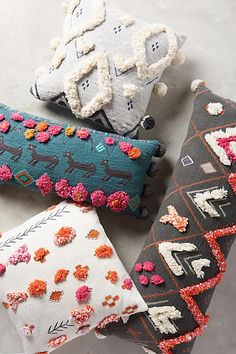 Heradia Pillow - anthropologie.com