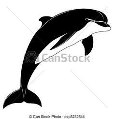 golfinhos cliparts - Pesquisa Google