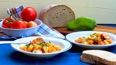 Paprikáš krumpli: Šťavnaté jídlo z jednoho hrnce