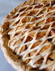 Apple pie by Agnieszka Hermann