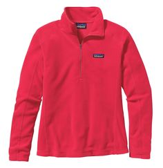 Add your logo to this Patagonia Womens Micro D® Quarter Zip Fleece - customize as low as $68.99 each!   http://www.logosoftwear.com/product/35158/patagonia-womens-micro-d-quarter-zip-fleece