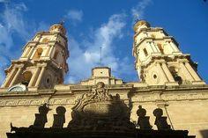 Catedral, León, Guanajuato, México.