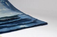 indigo dye paper - Google Search