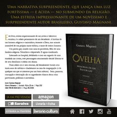 Saleta de Leitura Ovelha, de Gustavo Magnani já está em pré-venda!