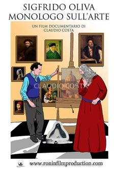 Sigfrido Oliva - Monologo sull'arte (2013)
