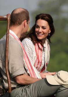 Kate Middleton - The Duke and Duchess of Cambridge Visit India and Bhutan - Day 4 - April 13, 2016
