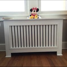 We create custom, handmade radiator covers to meet your needs. Dimensions and finishes vary. You choose the size and finish (unfinished, stained,