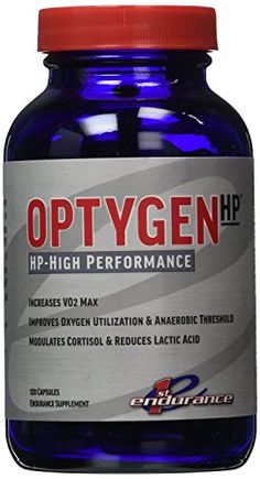 First Endurance Optygen HP, Improved Formula, 120 TWIN PACK plus Free Pre Race Capsules *** See this great product.