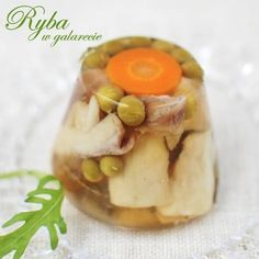 "Wyniki wyszukiwania ""Ryba w galarecie"" – Lepszy Smak Fish Dishes, Seafood Dishes, Seafood Recipes, Cooking Recipes, I Love Food, Good Food, Yummy Food, Appetizer Salads, Appetizer Recipes"