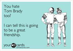 Tom Brady. @Jamie Wise Wise Brunson {The Pinterest Project}