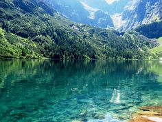 Morskie Oko, Tatra Mountains, Poland