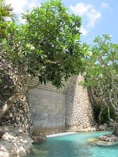 Four Seasons resort at Jimbaran Bay , Bali