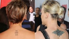 Kaley Cuoco Covered Her Wedding Date Tattoo With A Moth Design - SELF