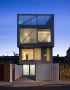 Beautiful Houses: Slip House in London