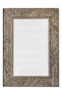 Free shipping and returns on Uttermost 'Fortuo' Mahogany Wood Mirror at Nordstrom.com. A weathered driftwood finish creates a magical, coastal vibe on the on the mahogany wood frame of this statement-making mirror.