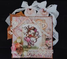 Scrapbooking, Magnolia Stamps, Decorative Boxes, Gift Wrapping, Cards, Gifts, Gift Wrapping Paper, Presents, Wrapping Gifts