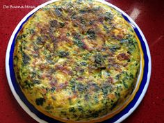 Spanish Kitchen, Quiches, Tapas, Eggs, Cooking, Breakfast, Food, Meals With Vegetables, Egg Recipes