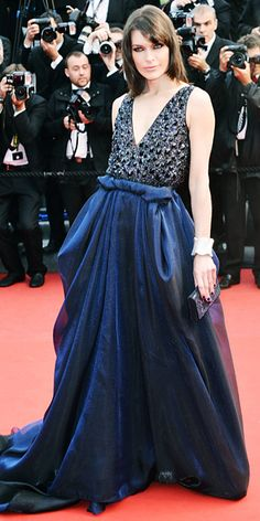 Who Is the Queen of the Cannes Film Festival 2013? - Milla Jovovich in Prada