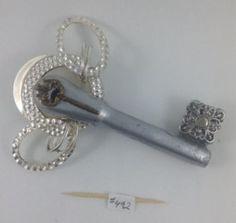 Key 492 one side