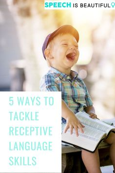 Receptive language refers to the comprehension of oral information. Receptive language is something most of us take for granted. Typically, when a student has a receptive language delay or a receptive language disorder, it can be severe. Receptive language difficulties are often associated with other diagnoses like autism, syndromes, and genetic disorders. Here are 5 ways to tackle receptive language skills