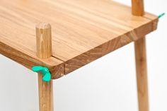 Detail - Les créations inspirées du designlabel néerlandais Vij5 sur Interieur 2012 | Yookô