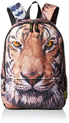 ICU Little Boys Eye Of Tiger Backpack Multi One Size >>> You can get additional details at the image link. Best Kids Backpacks, Travel Style, Little Boys, Twinkle Lights, Eyes, Vacation Ideas, Appliques, Tape, Image Link
