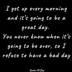 30 Amazing motivational morning quotes to start your day off right! These morning quotes will inspire you to do great things today! Morning Motivation Quotes, Morning Quotes, Bad Day Quotes, Quote Of The Day, Favorite Quotes, Best Quotes, Love Quotes, Best Positive Quotes, Positive Thoughts