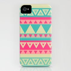 Tribal #2 iPhone Case by haleyivers - $35.00